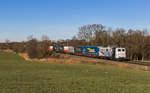 BR 139/531441/139-177-aus-muenchen-kommend-am 139 177 aus München kommend am 10. Dezember 2016 bei Hilperting.