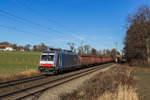 Railpool/531444/186-290-am-10-dezember-2016 186 290 am 10. Dezember 2016 bei Vogl.